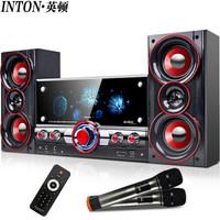 INTON 英顿 SA-8012 2.1多媒体重低音炮 电脑音响