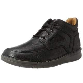 限尺码、中亚Prime会员 : Clarks Unnature MID 男士系带休闲鞋