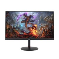 acer 宏碁 XV272UP 27英寸 IPS显示器(2K、144Hz、1ms、HDR400、FreeSync)