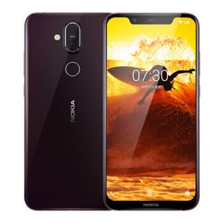 NOKIA 诺基亚 X7 智能手机 暮夜红 6GB 128GB