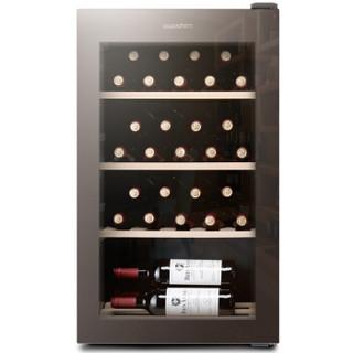 Ronshen 容声 JC-112SYD 112升 红酒柜冰箱