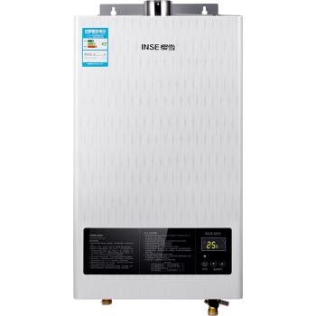 INSE 樱雪 JSQ20-10QH1211W 10升 燃气热水器