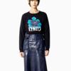 KENZO 高田贤三 Indonesian Flower系列 女士花卉卫衣 1099元