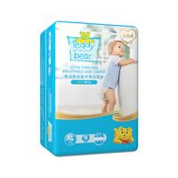 Teddy Bear 泰迪熊 超薄透气宝宝通用纸尿裤 XL18片 (12-17kg)