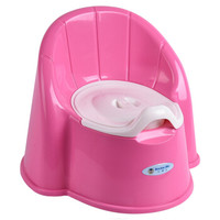 马博士(DOCTOR MA)儿童坐便器婴儿坐便器男女宝宝马桶婴儿便盆尿盆 粉色