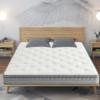 京造 乳胶3D弹簧床垫 1599元