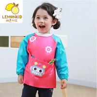 lemonkid 柠檬宝宝 LE160101 儿童罩衣 玫红色收音机 XL