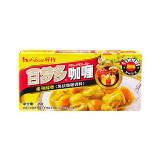 凑单品 : House 好侍 百梦多咖喱 原味 100g