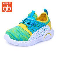gb 好孩子 17SSLT007 儿童运动鞋机能鞋