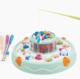 beiens 贝恩施 B503 宝宝电动双层钓鱼玩具 *2件