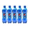 PEPSI 百事 巴厘岛限定款 蓝色可乐 梅子味 450ml*5瓶 18.9元包邮(需用券)