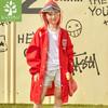kocotree KQ15438 儿童雨衣带书包位