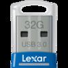 雷克沙S45 U盘 高速USB3.0 加密 迷你闪存盘车载U盘 32G 79元