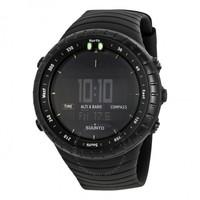 历史低价:SUUNTO 颂拓 Core 核心 All Black SS014279010 深黑铝户外腕表