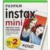 拍立得 Fujifilm Instax 相纸两包装,共20张 $12.6(约87.48元)