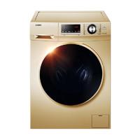 海尔Leader/统帅@G1014HBX66G洗烘一体变频滚筒全自动10KG洗衣机