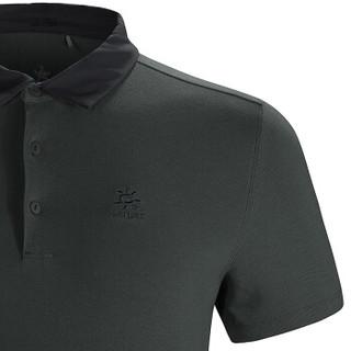 KAILAS 凯乐石 KG710482 男士短袖POLO衫