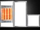 Grevol 品拓 LED集成吊顶浴霸照明灯具组合 套餐D