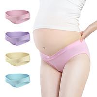 子初 孕妇低腰内裤 4条装 *2件