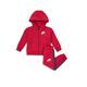 NIKE 耐克 AIR FLEECE FULL-ZIP HA3361 儿童套装