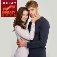 JOCKEY JK10400001003 _2 HEAT+技术自发热超薄保暖内衣 (灰、l)