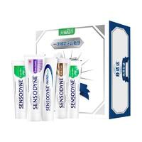 舒适达牙膏吃货口腔套装抗敏感清新口气去口臭保护牙龈(480克) *2件