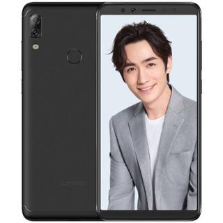 联想 Lenovo K5 Pro 6GB+64GB 全网通4G手机 双卡双待 格调黑