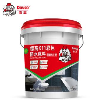 Davco 德高 k11 柔韧型防水涂料 (18.2KG)