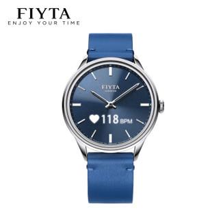 FIYTA 飞亚达 JOYUP 指针式智能手表 (雅痞蓝、牛皮)