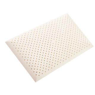 Comfleep 泰国整只进口天然乳胶枕头 恬梦面包枕芯 55*36*10cm 礼盒装