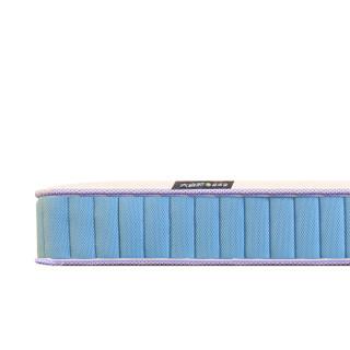 大自然 棕床垫 偏硬山棕垫 单人静音床垫 梦享 蓝色 可定制 1米*2米*0.12米