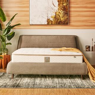 Sealy 丝涟  床垫 1.8m 26厘米 白色