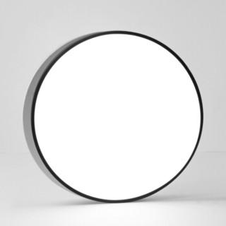 KIMHUAN 金幻 LED吸顶灯圆形卧室灯具餐厅书房灯饰 旋律圆系列 48CM圆形三色温28W