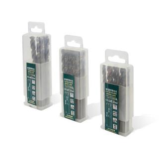 世达(SATA) 10件套耐磨直柄麻花钻5.3mm 52153 现货