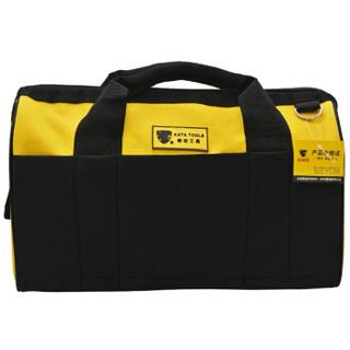 锴达 KATA 帆布工具包中号多功能收纳包单肩手提包工具袋维修工具包加厚防水牛津布 KT90007