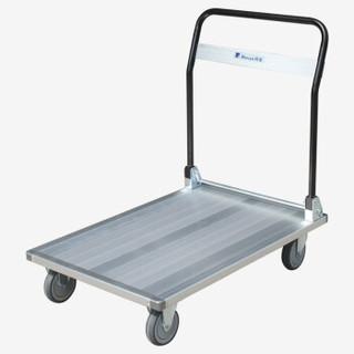 瑞居折叠平板车静音手推车多功能推车仓储平板车手拉平板车YZTC-600