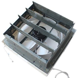 金羚(JINLING)排风扇 卫生间 厨房排气扇换气扇浴室墙窗式双向风压式8寸ASB20-4-1M