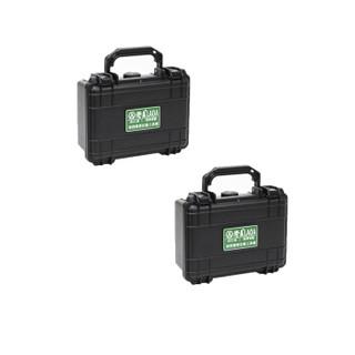 老A(LAOA)手提仪表箱安全箱防水仪器箱设备箱8英寸LA113108