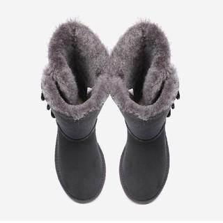 UGG AUSTRALIAN SHEPHERD Tall Button 15902 男女款长筒雪地靴