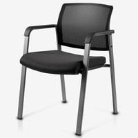 京东PLUS会员、PLUS会员:UE 永艺 CLF-03A(AM) 家用网布透气座椅