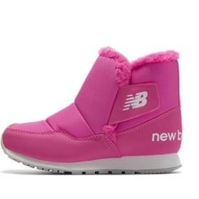 双11预售 :  New Balance KB996 儿童魔术贴雪地靴