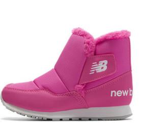 New Balance KB996 儿童魔术贴雪地靴