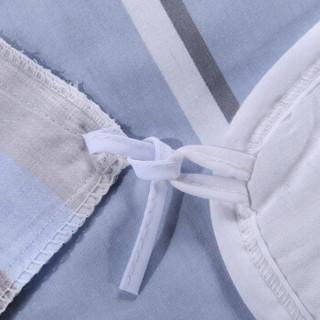 艾薇 套件家纺  全棉四件套 全棉床上用品床单被套  米罗 1米/1.2米床