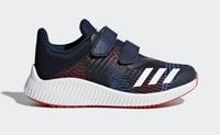 adidas 阿迪达斯 FortaRun CF K wide CQ0004 儿童运动鞋