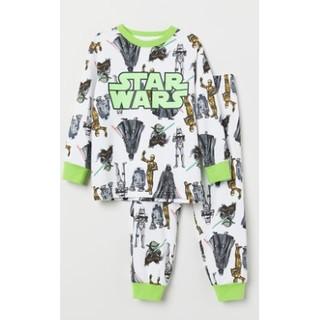 双11预售 : H&M HM0674161 男童睡衣套装