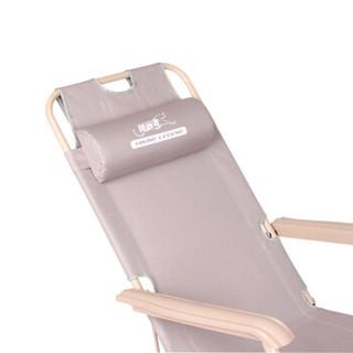 领路者 LZ-3004躺椅 便携式折叠椅 折叠床 午休床 办公室午睡椅子 医院陪护床