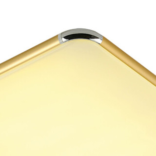 TCL led吸顶灯卧室灯客厅灯银边65*65cm 分段调光54W
