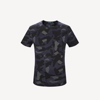 HLA 海澜之家 HNTCJ2E008A 男士短袖T恤