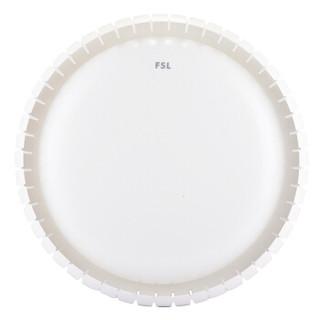 FSL 佛山照明 led吸顶灯客厅卧室灯圆形调光变色灯23W花篮白
