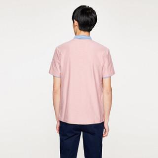 HLA 海澜之家 HNTBJ2E132A 男士短袖T恤